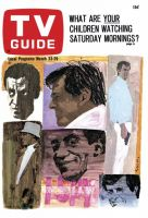 TV Guide, March 23, 1968 - What Your Children are Watching on Saturday Mornings