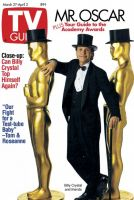 V Guide, March 27, 1993 - Billy Crystal