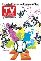 TV Guide, April 3, 1976 - Baseball Faces an Explosive Year