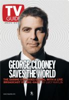 TV Guide, April 8, 2000 - George Clooney