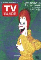 TV Guide, April 11, 1970 - Carol Burnett