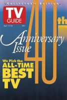 TV Guide, April 17, 1993 - TV Guide's 40th Anniversary Issue