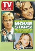 TV Guide, April 18, 1998 -
