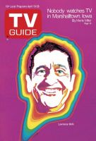 TV Guide, April 19, 1969 - Lawrence Welk