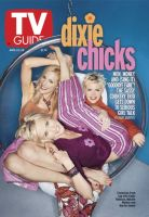 TV Guide, April 22, 2000 - Dixie Chicks