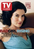 TV Guide, April 28, 2001 - Lara Flynn Boyle