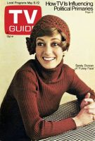 TV Guide, May 6, 1972 - Sandy Duncan of 'Funny Face'