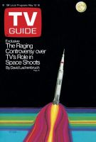 TV Guide, May 10, 1969 - The Raging Controversy in Space Shoots