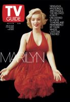 TV Guide, May 12, 2001 - Marilyn Monroe