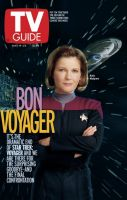 TV Guide, May 19, 2001 - Star Trek: