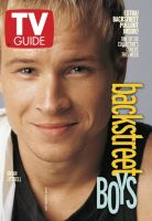 TV Guide, May 26, 2001 - The Backstreet Boys
