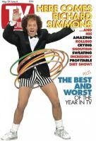 TV Guide, May 29, 1993 - Richard Simmons