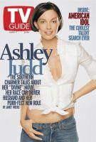 TV Guide, June 1, 2002 - Ashley Judd