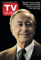 TV Guide, June 6, 1970 - Robert Young views fathers, sons, drugs, doctors and his own agonies