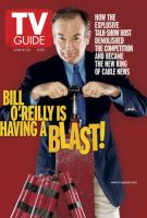 TV Guide, June 16, 2001 - Bill O'Reilly