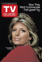 TV Guide, June 17, 1972 - Julie London of 'Emergency!'