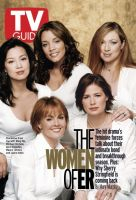 TV Guide, June 23, 2001 - The Women of ER