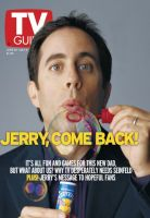 TV Guide, June 30, 2001 - Jerry Seinfeld