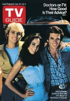 TV Guide, June 30, 1979 - 'The Dukes of Hazzard'
