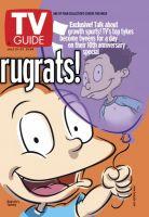 TV Guide, July 21, 2001 -
