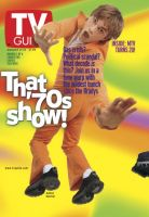 TV Guide, August 4, 2001 - Ashton Kutcher