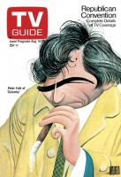 TV Guide, August 14, 1976 - Peter Falk of
