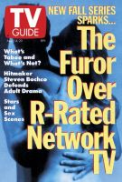 TV Guide, August 14, 1993 - R-Rated Network TV