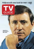 TV Guide, August 16, 1969 - Competition for Bishop and Carson: Merv Griffin