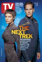 TV Guide, August 25, 2001 - Star Trek:
