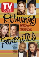 TV Guide, September 8, 2001 - Returning Favorites