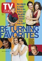 TV Guide, September 9, 2000 -