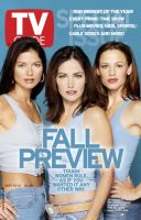 TV Guide, September 15, 2001 -