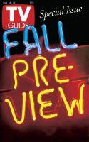 TV Guide, September 18, 1993 - Fall Preview
