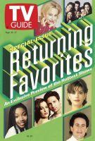 TV Guide, September 21, 1996 -