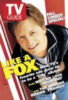 TV Guide, September 28, 1996 - Michael J. Fox