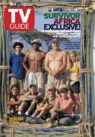 TV Guide, October 6, 2001 -