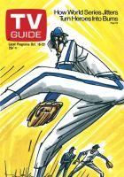 TV Guide, October 16, 1976 - World Series
