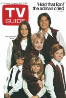 TV Guide, October 17, 1970 - 'The Partridge Family'