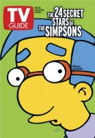 TV Guide, October 21, 2000 - The Simpsons