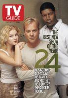 TV Guide, November 3, 2001 -