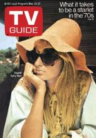 TV Guide, November 21, 1970 - Starlet Sandy Marr