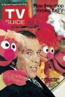 TV Guide, December 12, 1970 - Ed Sullivan and Muppets in Christmas show