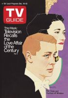 TV Guide, December 16, 1972 - The Duke and Duchess of Windsor