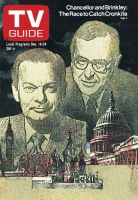 TV Guide, December 18, 1976 - Chancellor and Brinkley