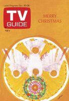 TV Guide, December 20, 1969 - Merry Christmas