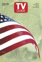 TV Guide, December 22, 2001 - American Flag