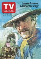 TV Guide, February 24, 1979 - James Arness: A Different View