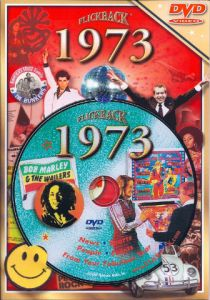 Events of 1973 DVD W/Greeting Card