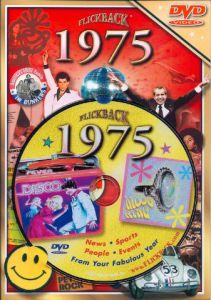 Events of 1975 DVD W/Greeting Card