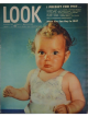 Look Magazine, January 7, 1947 - Very cute baby